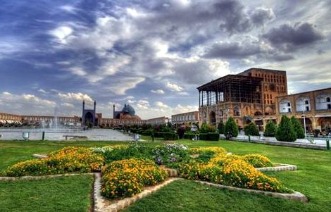 he Magnificent Imam Square (Naghsh-e Jahan Sq) of Esfahan