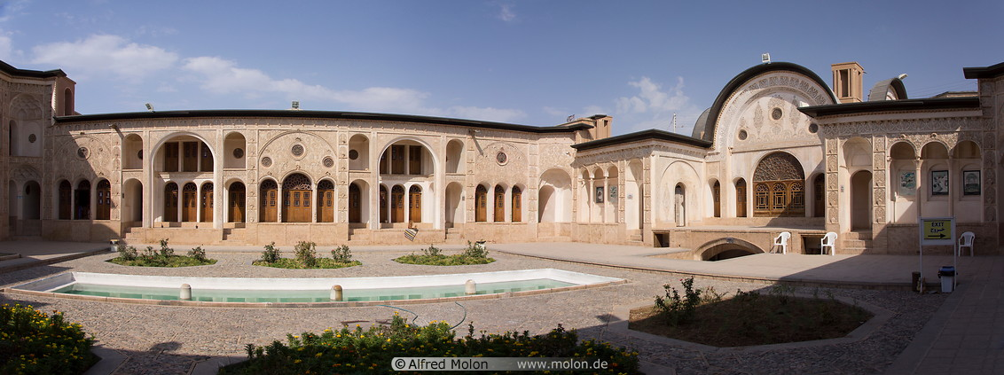 Kashan Traditional Houses